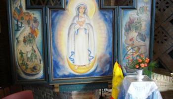 Empel taula Immaculada Concepció