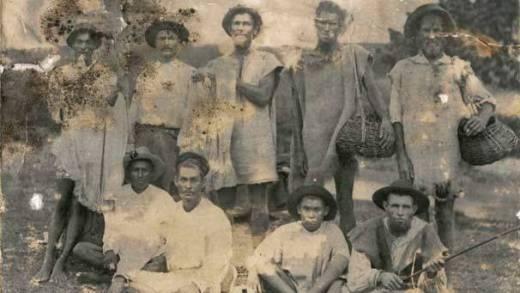 Irlandesos esclavitzats pels britànics