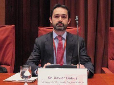 CESICAT Xavier Gatius