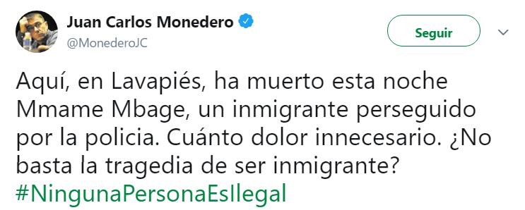 Twitter Monedero