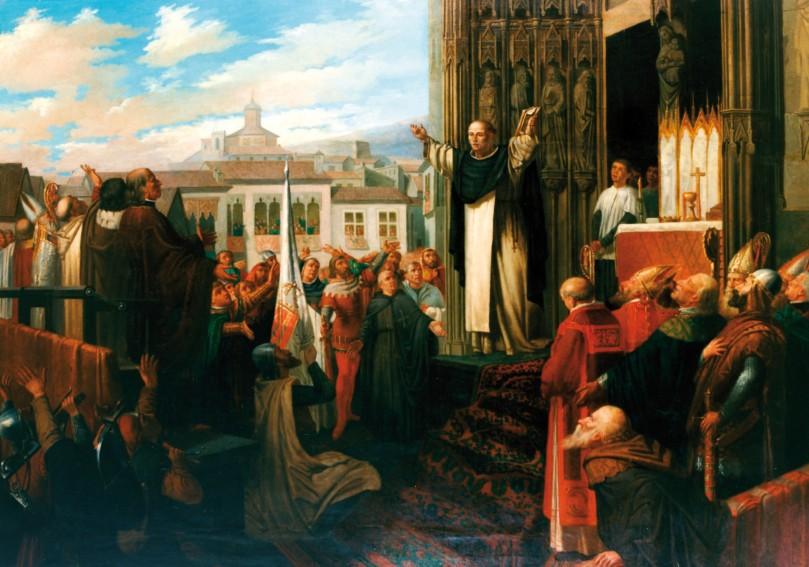 Compromiso de Caspe - Dióscoro Teófilo Puebla Tolín - 1873