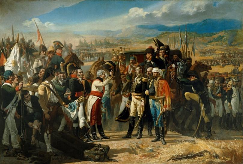 La rendición de Bailén (de la tradición y de la historia) - José Casado del Alisal - 1864
