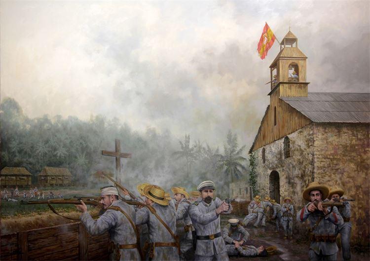 Ferre Clauzel - Los últimos de Filipinas
