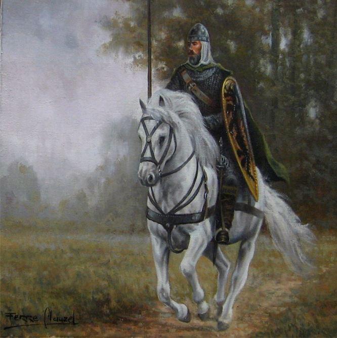 Ferrer Clauzel - Caminos del Cid