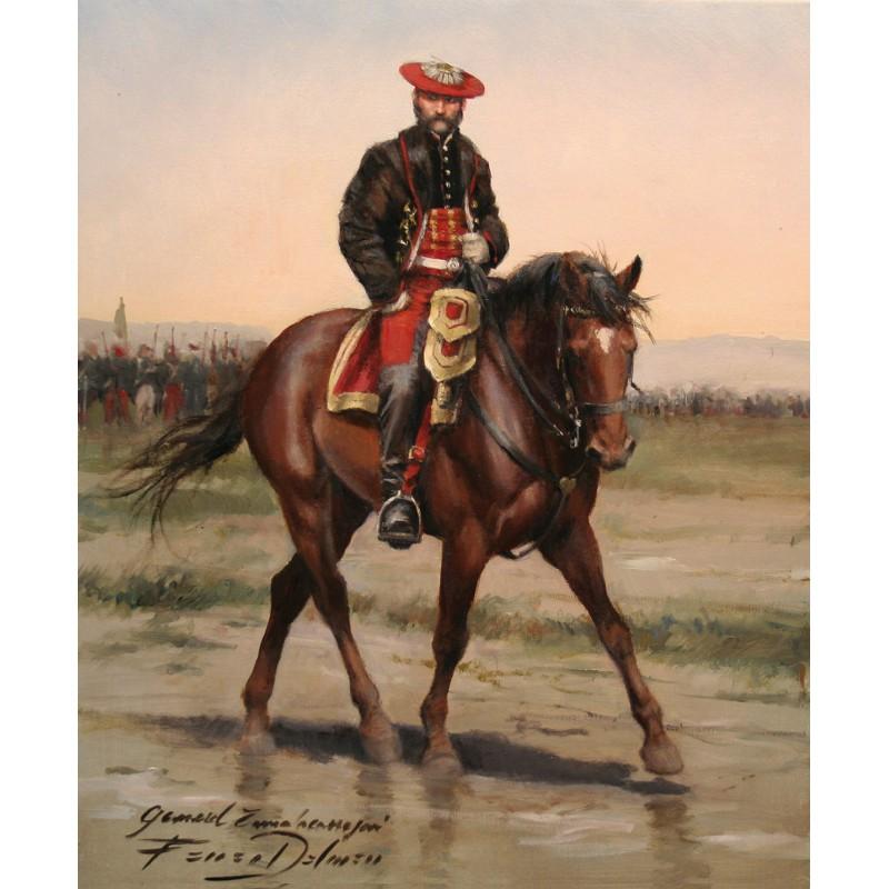Ferrer Dalmau - General Carlista