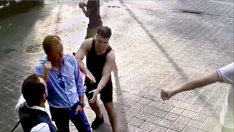 Ladrones Barcelona