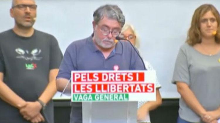 Carles Sastre vaga 2019